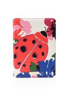kate spade new york iPad Air Case - Hardcase Ladybug Jewel Spring Blooms