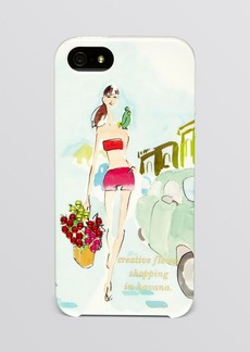 kate spade new york iPhone 5/5s Case - Bruno Cuba Street