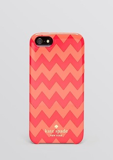 kate spade new york iPhone 5/5s Case - Chevron Resin