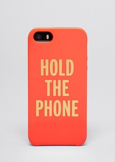 kate spade new york iPhone 5/5s Case - Hold the Phone