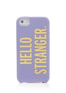 kate spade new york iPhone 5/5s Case - Resin Hello Stranger