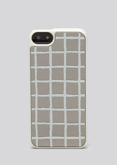 kate spade new york iPhone 5/5s Case - Resin Painterly Check