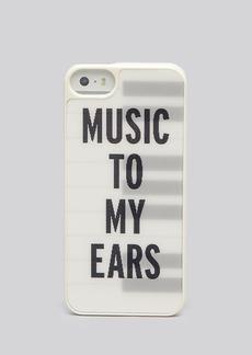kate spade new york iPhone 5/5s Case - Resin Piano Keys Lenticular