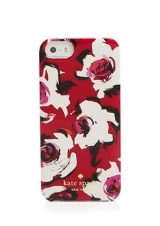 kate spade new york iPhone 5/5s Case - Resin Romantic Spring Floral Jewel