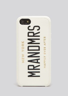 kate spade new york iPhone 5/5s Case - Wedding Belles Mr. and Mrs.
