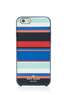 kate spade new york iPhone 6 Case - Tropical Stripe