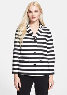 kate spade new york 'landon' stripe jacket