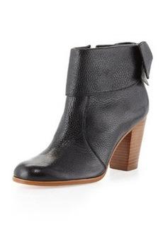 kate spade new york lanise bow-back boot, black