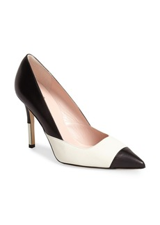 kate spade new york 'lentica' pointy toe pump (Women)
