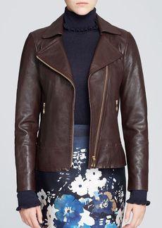kate spade new york Linnea Moto Jacket