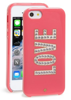 kate spade new york 'love' iPhone 5 & 5s case