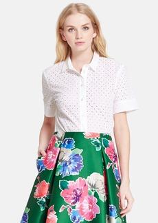 kate spade new york 'marissa' shirt