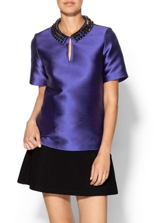 Kate Spade New York Nelle Collared Top