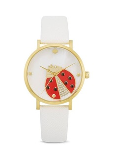 kate spade new york Novelty Metro Watch, 34mm
