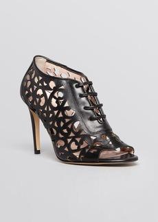 kate spade new york Open Toe Booties - Izarra High Heel