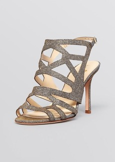 kate spade new york Open Toe Caged Evening Sandals - Illa High Heel