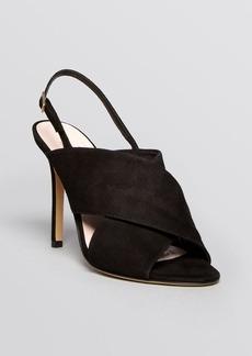 kate spade new york Open Toe Slingback Sandals - Faloma High Heel