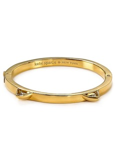 kate spade new york Out of the Bag Cat Ears Bangle