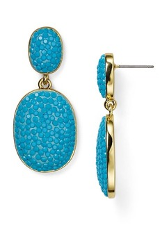 kate spade new york Pave the Way Drop Earrings
