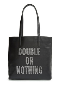 kate spade new york 'place your bets - lulu' tote