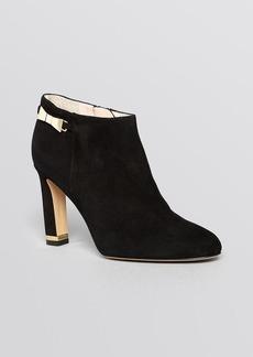 kate spade new york Pointed Toe Booties - Aldaz Bow High Heel