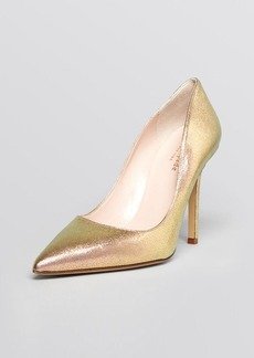kate spade new york Pointed Toe Evening Pumps - Larisa High Heel