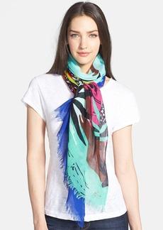 kate spade new york 'rio scene' scarf