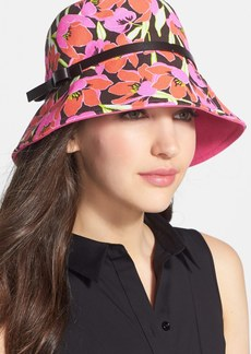 kate spade new york 'rio' tropical floral bucket hat