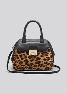 kate spade new york Satchel - Alice Street Luxe Small Adriana Leopard