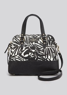 kate spade new york Satchel - Grove Court Linen Maise Printed