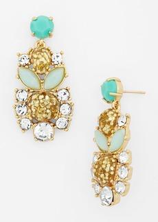 kate spade new york 'showgirl' statement earrings