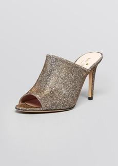 kate spade new york Slide Mule Evening Sandals - Ilisandra High Heel