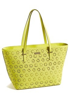 kate spade new york 'small cedar street - harmony' perforated leather tote