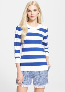 kate spade new york stripe sweater