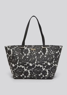kate spade new york Tote - Cedar Street Lace Print Small Harmony