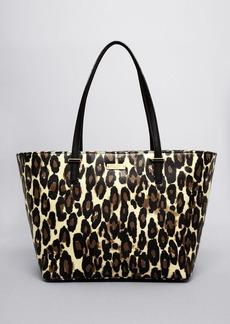 kate spade new york Tote - Cedar Street Leopard Small Harmony