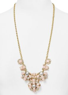 kate spade new york Turn Heads Statement Necklace, 28""
