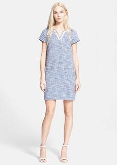 kate spade new york tweed tunic dress