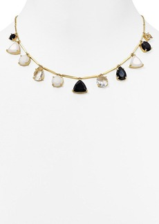 kate spade new york Twinkle Lights Collar Necklace, 17""