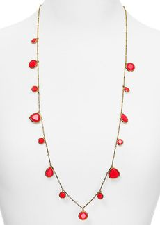 kate spade new york Twinkle Lights Wrap Necklace, 40""