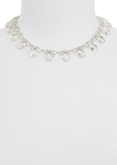 kate spade new york 'up the ante' stone collar necklace