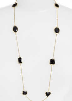 kate spade new york 'vegas jewels' long station necklace