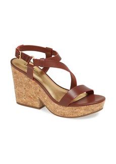 kate spade new york 'viex' wedge sandal