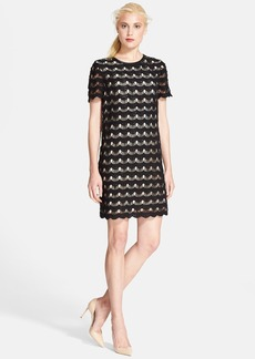 kate spade new york 'virginia' lace shift dress