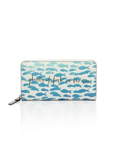 kate spade new york Wallet - Davenport Court Lacey Continental