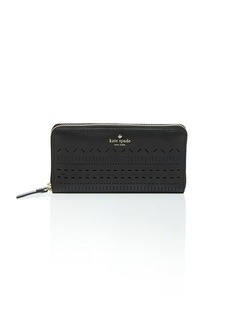 kate spade new york Wallet - Lillian Court Perforated Continental