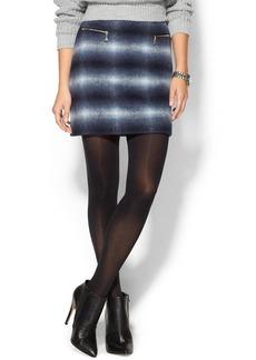 Kate Spade New York Zip Pocket Mini Skirt