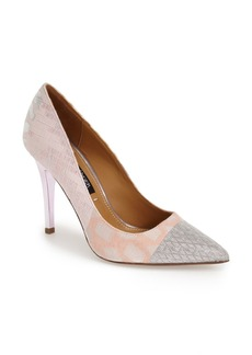 Kay Unger 'Ainsly' Pointy Toe Pump (Women)