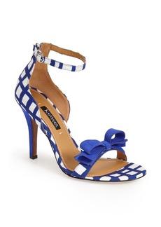 Kay Unger 'Baroque' Ankle Strap Sandal (Women)