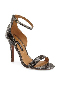 Kay Unger 'Mandie' Ankle Strap Sandal (Women)